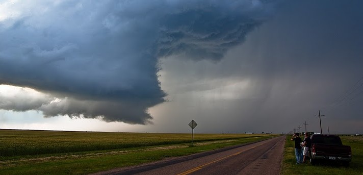 Texas Panhandle Storm Chase