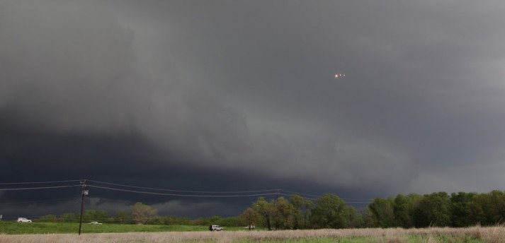 March 19, 2012 North Texas Storm Chase