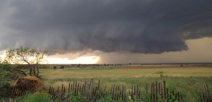 April 30, 2012 Texas Panhandle Storm Chase